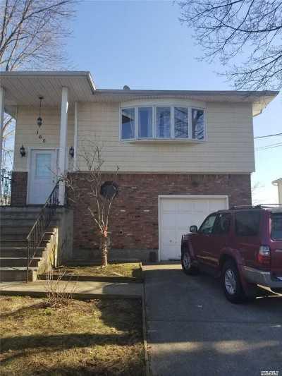 Lindenhurst Single Family Home For Sale: 160 Farmers Ave