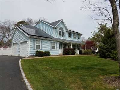 Shoreham Single Family Home For Sale: 1 Torrington Ln