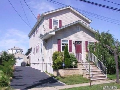 Floral Park Single Family Home For Sale: 110 Cherry Ln