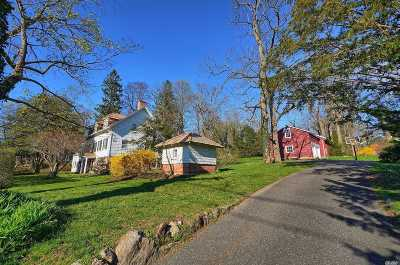 Stony Brook Single Family Home For Sale: 246 Christian Ave