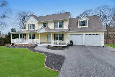 Hampton Bays Single Family Home For Sale: 3 Neptune Ave