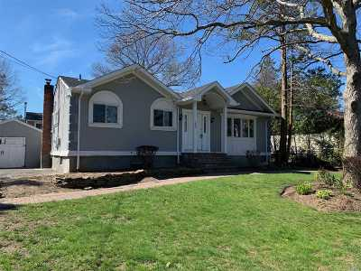 Deer Park Single Family Home For Sale: 190 Lincoln Ave