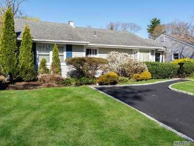 Nassau County Single Family Home For Sale: 1 Spruce Ln