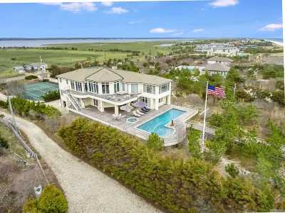 Quogue Single Family Home For Sale: 204 Dune Rd