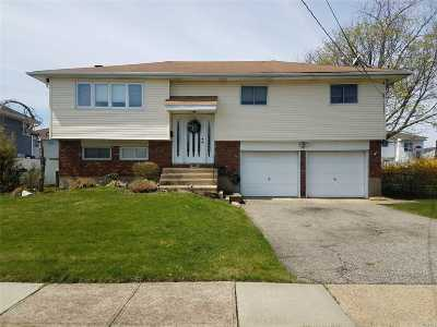 Massapequa Single Family Home For Sale: 76 S Bay Ave