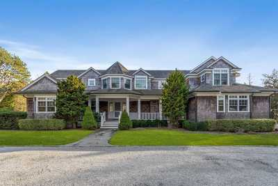 Quogue Single Family Home For Sale: 15 Penniman Point Rd