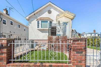 Far Rockaway Multi Family Home For Sale: 319 Beach 12th St