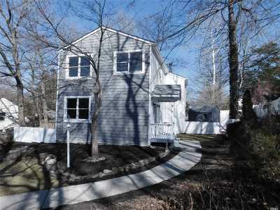 Sound Beach Single Family Home For Sale: 59 Westbury Dr