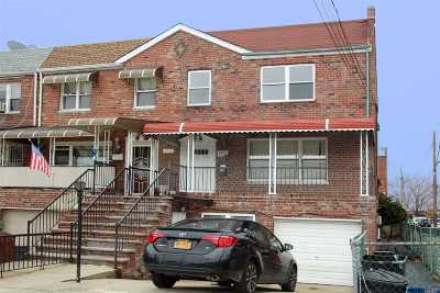 Brooklyn Multi Family Home For Sale: 2472 Cropsey Ave