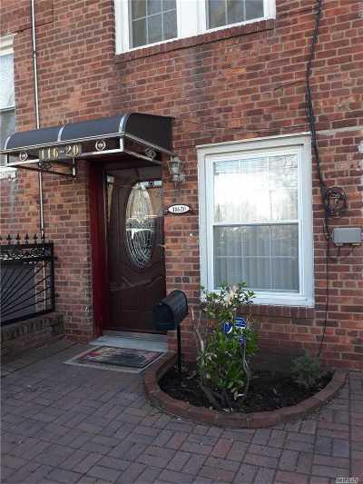 Single Family Home For Sale: 116-20 Nashville Blvd