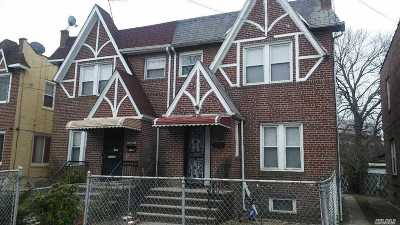 Single Family Home For Sale: 137-66 Westgate St