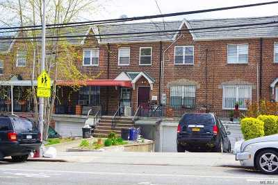 Astoria, Long Island City, Sunnyside, Middle Village, Jackson Heights, Woodside Multi Family Home For Sale: 51-19 69th St