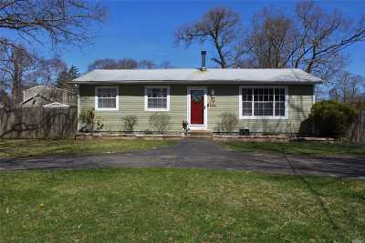 Shirley Single Family Home For Sale: 57 Harrison Dr