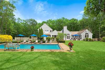 East Hampton Single Family Home For Sale: 42 Briarcroft Dr