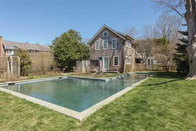 Amagansett Single Family Home For Sale: 30 Hand Ln