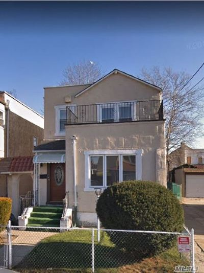 Queens County, Nassau County Single Family Home For Sale: 134-17 232nd St