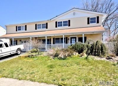 Lake Grove Single Family Home For Sale: 3 Bragg Dr
