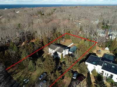 East Hampton Single Family Home For Sale: 103 Waterhole Rd