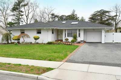 Jericho Single Family Home For Sale: 5 Hazelwood Dr