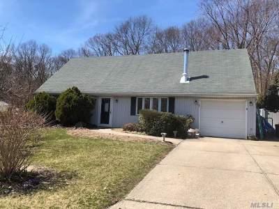 Farmingville Single Family Home For Sale: 148 Rosemont Ave