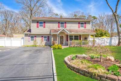 Centereach Single Family Home For Sale: 92 S Washington Ave