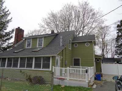 Islip Single Family Home For Sale: 2739 Union Blvd