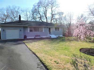 Coram Single Family Home For Sale: 17 Rudys Ln