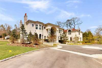 Nassau County Single Family Home For Sale: 11 Black Rock Rd