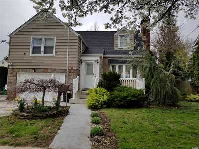 Nassau County Single Family Home For Sale: 646 Steward Ave