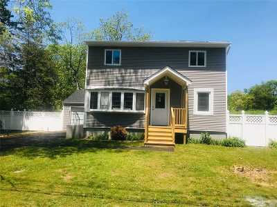 Central Islip Single Family Home For Sale: 77 Willow St