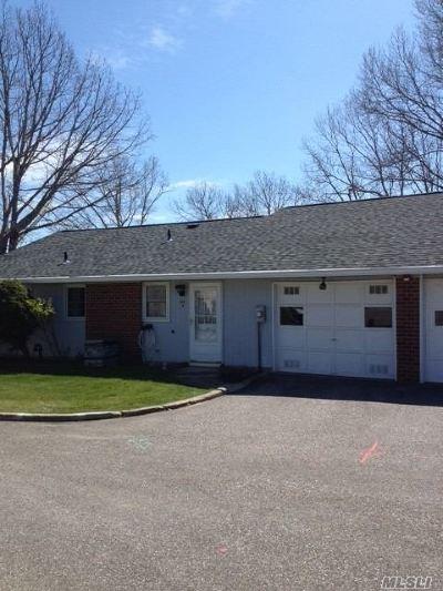Ridge Condo/Townhouse For Sale: 184 Ventry Ct #B