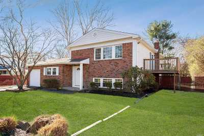East Islip Single Family Home For Sale: 210 Jericho St