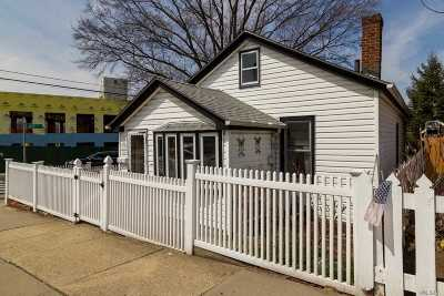 Single Family Home For Sale: 69-05 Caldwell Ave