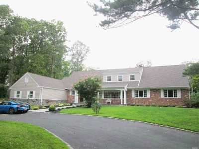 Old Westbury Single Family Home For Sale: 8 August Ln