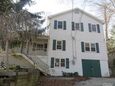 Smithtown Single Family Home For Sale: 83 Oakside Rd