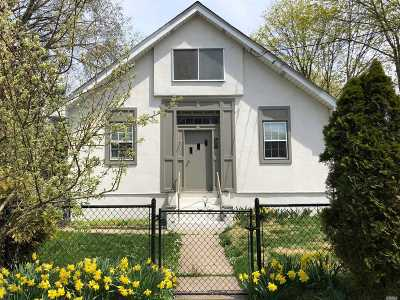 Huntington Sta Multi Family Home For Sale: 158 Wyman Ave
