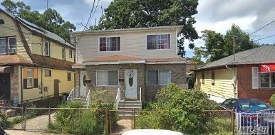 Jamaica Single Family Home For Sale: 111-32 168 Th Street