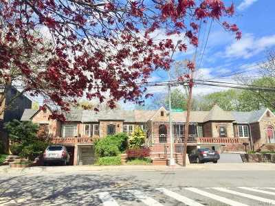 Rego Park Single Family Home For Sale: 64-13 Alderton St
