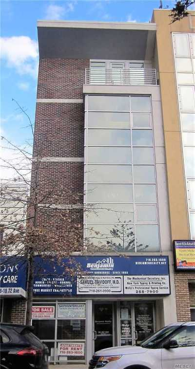 Forest Hills Commercial Lease For Lease: 108-16 72 Ave