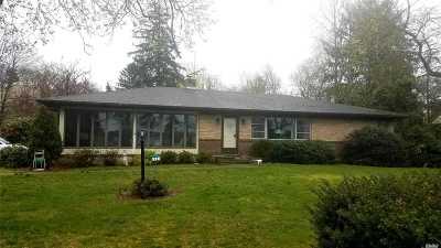 Oakdale Single Family Home For Sale: 49 Connetquot Dr