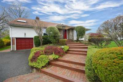 Jericho Single Family Home For Sale: 21 Maiden Ln