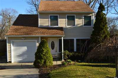 Nassau County, Suffolk County Single Family Home For Sale: 27 Beech Ave