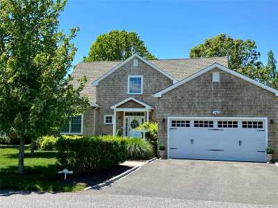 Quogue Single Family Home For Sale: 5 Jessups Landing