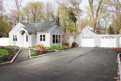 Nassau County, Suffolk County Single Family Home For Sale: 35 Magnolia Dr