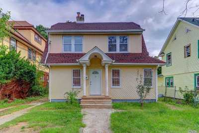 Nassau County, Suffolk County Single Family Home For Sale: 314 Washington St