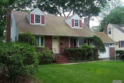 Nassau County, Suffolk County Single Family Home For Sale: 1810 Carroll Ave