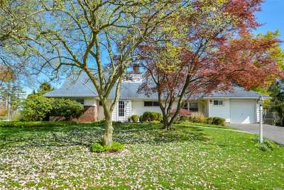 Roslyn Single Family Home For Sale: 14 Peachtree Ln