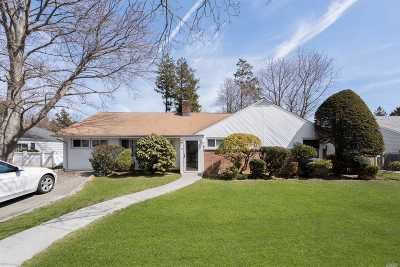 Rockville Centre Single Family Home For Sale: 11 Meadow Ln