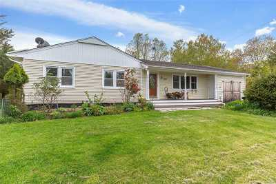 Peconic Multi Family Home For Sale: 1515 Henrys Ln