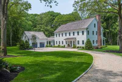Cold Spring Hrbr Single Family Home For Sale: 24 Dock Hollow Rd